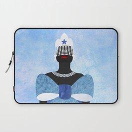 Iemanjá Aquarela Laptop Sleeve
