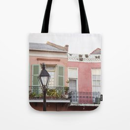 New Orleans Golden Hour in the Quarter Tote Bag