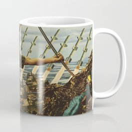 Marriage of Nationalist Security & Capitalist Democracy Coffee Mug