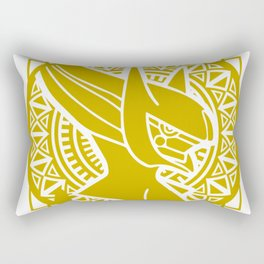Stained Glass - Pokémon - Arceus Rectangular Pillow
