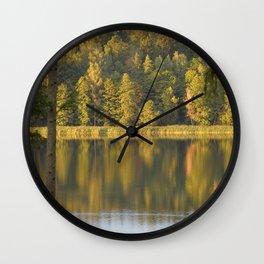 Goldap 1 Wall Clock