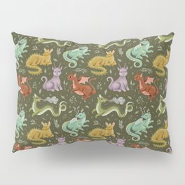 herb dragons Pillow Sham