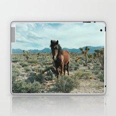 Nevada Desert Horse Laptop & iPad Skin