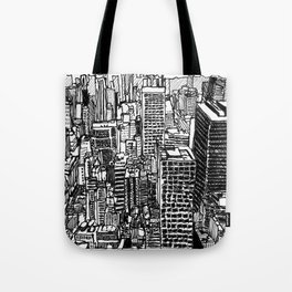 Back In The NYC Tote Bag