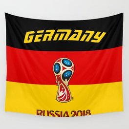 Germany Wall Tapestry