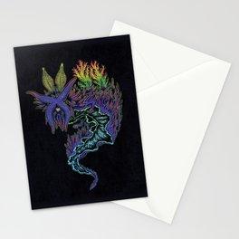 Sea Slug Shaman Stationery Cards