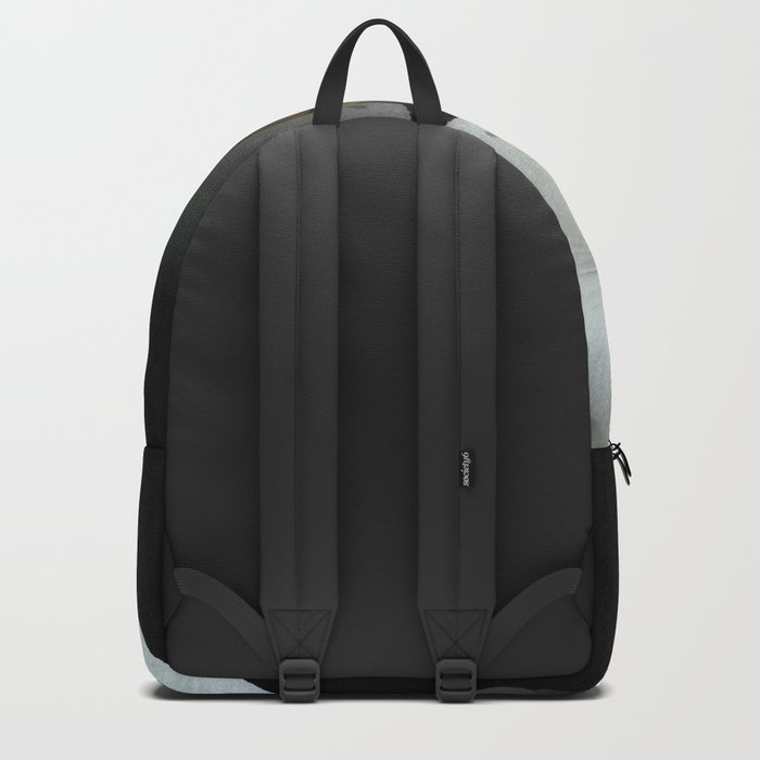 White Reflection Backpack