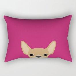 Chihuahua Rectangular Pillow