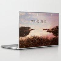 wanderlust Laptop & iPad Skins featuring Wanderlust by Brianne Lanigan