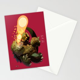 Gamera Stationery Cards