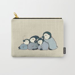Pile of penguins Carry-All Pouch