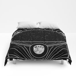 Expand Your Horizon  (Astronomy) Comforters