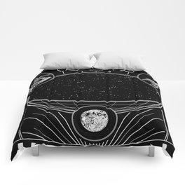 Expand Your Horizon  (Astronomy) Comforters