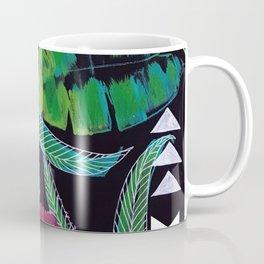 Tropical X Coffee Mug