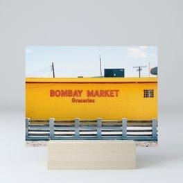 Bombay Market Mini Art Print