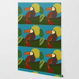 TROPICAL SUNSHINE Wallpaper