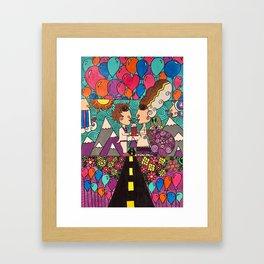 Devereaux  Forevereaux Framed Art Print