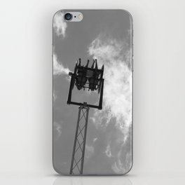 Midway ride iPhone Skin