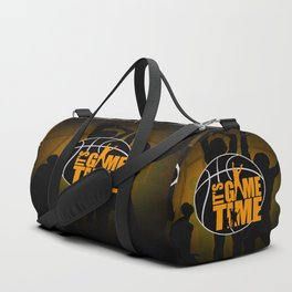 It's Game Time - Yellow Duffle Bag