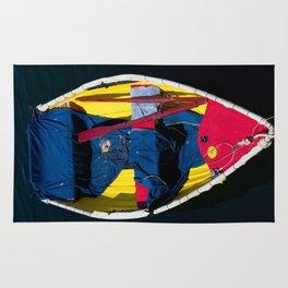 Monterey Skiff Rug