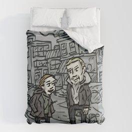 Linden and Holder Comforters