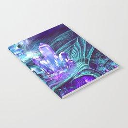 Expanding horizons - Visionary - Fractal - Manafold Art Notebook