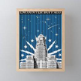 ENCOUNTER Framed Mini Art Print