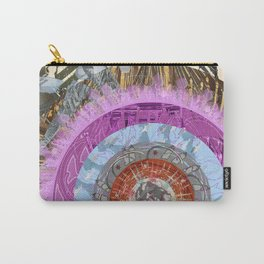 Mandala of a Lost Dog Carry-All Pouch