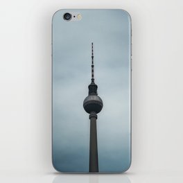 Berlin TV Tower iPhone Skin