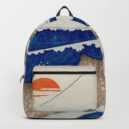 The Coast Searching Backpack