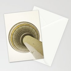 Berlin Television Tower Stationery Cards