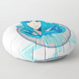 Juvia Lockser Floor Pillow