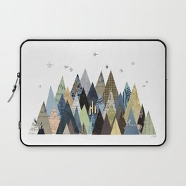 Mountain Collage Laptop Sleeve