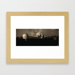 DO4KA 8AS Framed Art Print