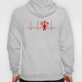 Project Manager Heartbeat Hoody