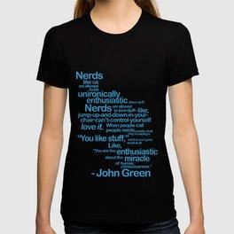 NERDS LIKE US T-shirt