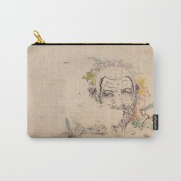 A Life Lived Much Too Fast Carry-All Pouch