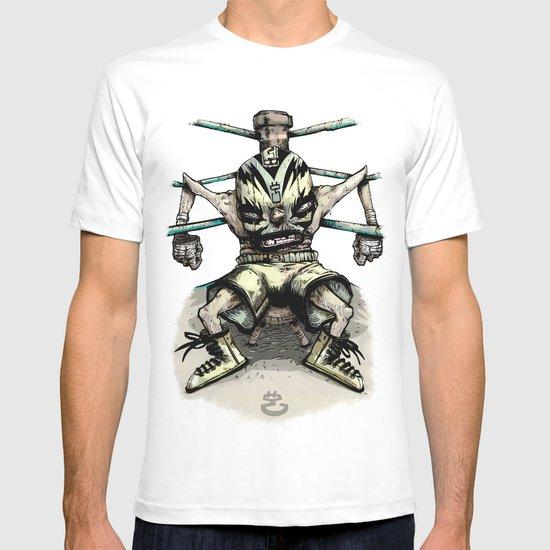 El Rudo Hurricane Miguel T-shirt