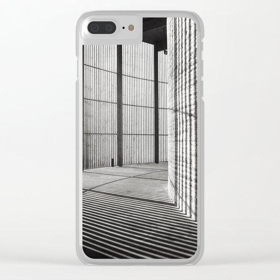 Chapel of Reconciliation in Berlin Clear iPhone Case