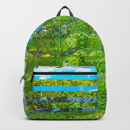 Landscape of My Heart (segment 1) Backpack