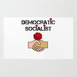 Democratic Socialists Of America Rug