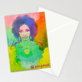 CELIA CRUZ Stationery Cards