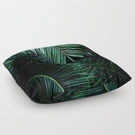 Palm Leaves 9 Floor Pillow
