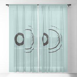 Voice Sheer Curtain