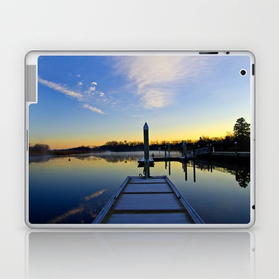The River Awakens Laptop & iPad Skin