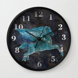 Pegasus and Pleiades Wall Clock