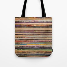Vinyl Tote Bag
