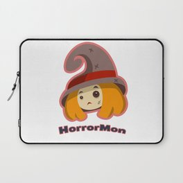 HorrorMon Witch Laptop Sleeve