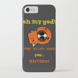 South park kenny iPhone Case