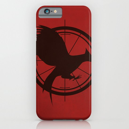 Catching Fire iPhone & iPod Case